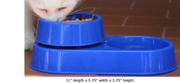 Ant free cat bowls